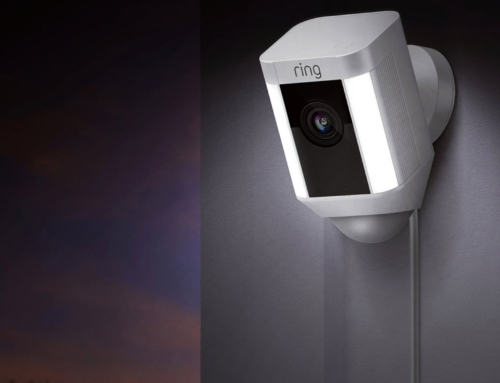 Security Camera Features