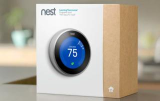 Nest Thermostat LA Smart Home Los-Angeles