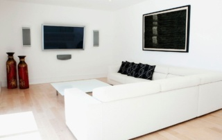 Cost of In-Wall Speaker Installation in Los Angeles- LA Smart Home