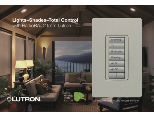 Smart Home Lighting Automation & Control by Lutron