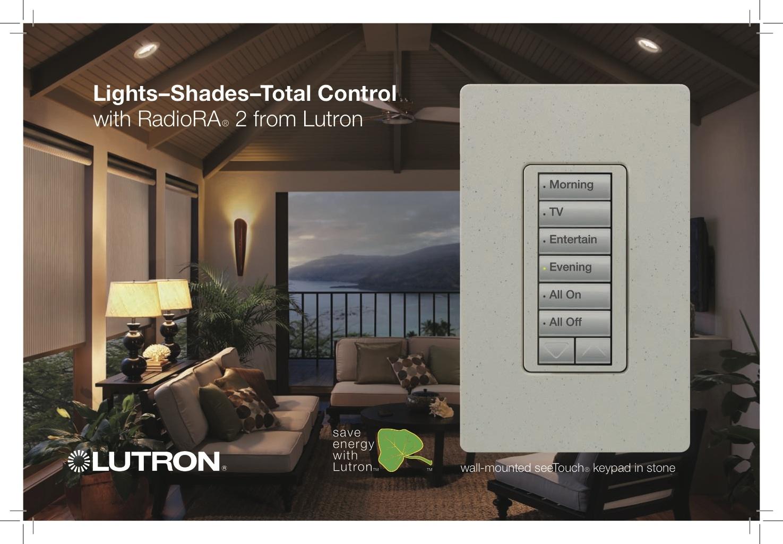 Smart Home Lighting Automation & Control by Lutron - La smart Home