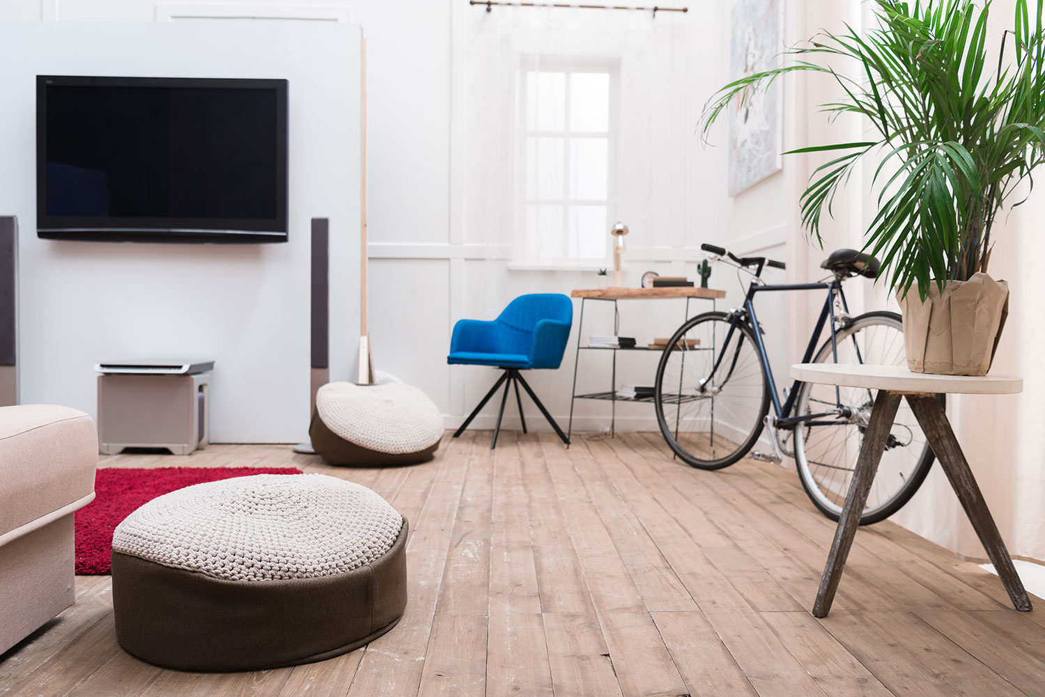 How to Mount TV on the wall - LA SMART HOME