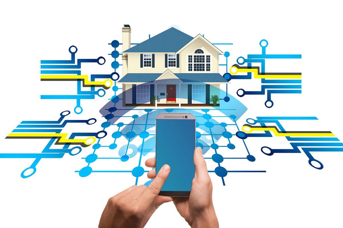Universal Remote Smart Home